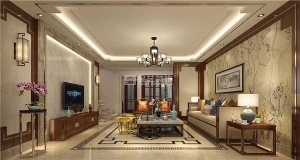 桂林装修公司分享新中式设计风格案例